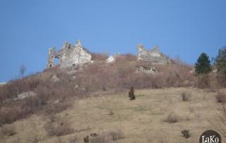 Tržan-grad, Modruš